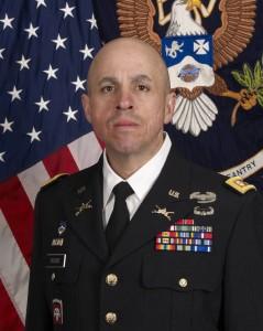 LTC Corey L. Crosbie 2013 - Present