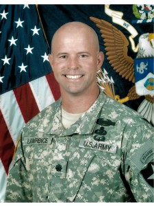 LTC Michael J. Lawrence August 2010 - August 2014